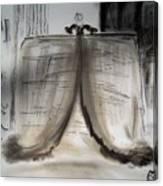 Meninas Castle Canvas Print