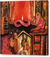 Menstuartion Canvas Print