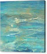 Mer Douce De L Canvas Print
