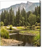 Merced River Yosemite Valley Yosemite National Park Canvas Print