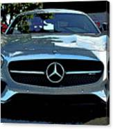 Mercedes-benz Amg Gt S Canvas Print