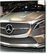 Mercedes Benz Style Coupe Concept Number 1 Canvas Print