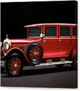 Mercedes-benz Typ 300 Pullman Limousine 1926 Painting Canvas Print
