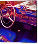 Mercedes Old Style Canvas Print