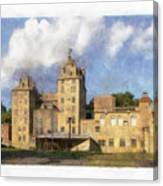Mercer Museum Canvas Print