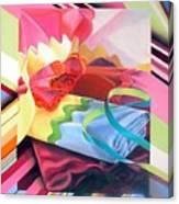Mercerie Canvas Print