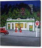 Merch Texaco Mansfield Canvas Print