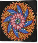 Merkaba Canvas Print