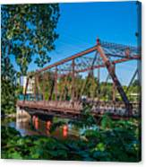 Merriam Street Bridge Canvas Print