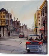 Merritt And Main Canvas Print
