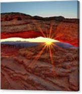 Mesa Arch 1 Canvas Print