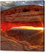 Mesa Arch 6 Canvas Print