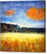 Mesa Canvas Print
