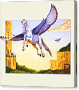 Mesa Pegasus Canvas Print