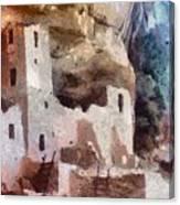 Mesa Verde Canvas Print