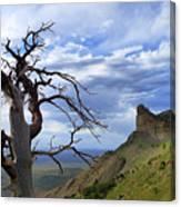 Mesa Verde Mood Canvas Print