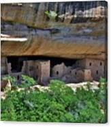 Mesa Verde National Park 4 Canvas Print