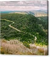 Mesa Verde Park Overlook II Canvas Print