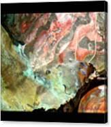 Metal Detail 3 Canvas Print