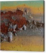 Metalfasti Canvas Print