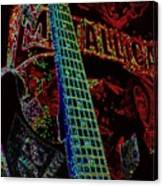 Metallica Canvas Print