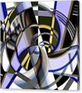 Metallics 5 Canvas Print