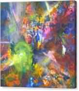 Metatronic Energies Canvas Print