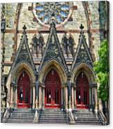 Methodist Church - Baltimore Canvas Print