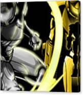 Metroid Canvas Print