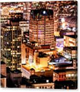 Metropolis Vancouver Mdccxv  Canvas Print