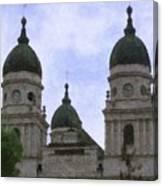 Metropolitan Cathedral Canvas Print