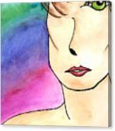 Metrosexual Canvas Print