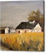 Metzger Farm Canvas Print