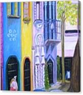 Mexican Artists Canvas Print