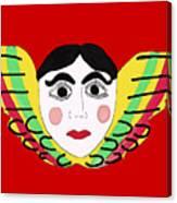 Mexican Cherub Canvas Print