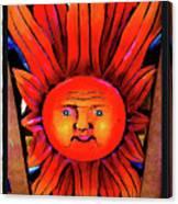 Mexican Sun Canvas Print