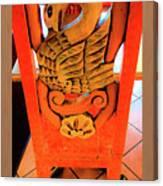 Mexican Swan Canvas Print
