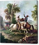 Mexico: Hapsburg Reign Canvas Print