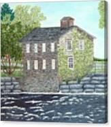 Meyers Mill Canvas Print
