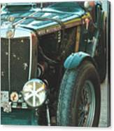 Mg-tc Racer Canvas Print