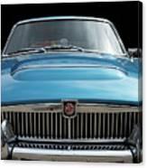 Mgc Classic Car Canvas Print