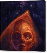 mh mstaw ArtOf 28 KosmicThunder Matthew Stawicki Canvas Print