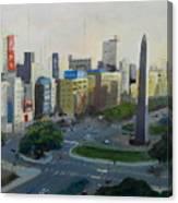 Mi Buenos Aires Querido... Canvas Print