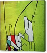 Mi Caballo Canvas Print