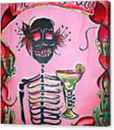 Mi Margarita Canvas Print