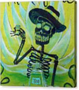 Mi Tequila Canvas Print