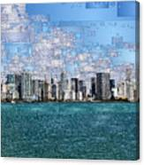 Miami, Florida Canvas Print
