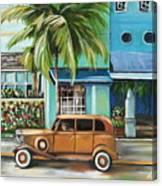 Miami Nice Canvas Print