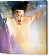 Michael Jackson 09 Canvas Print