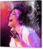Michael Jackson 11 Canvas Print